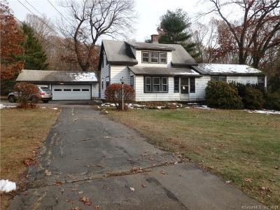 Hamden Single Family Home For Sale: 35 Eramo Terrace