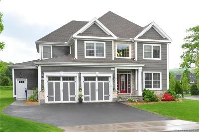 Farmington Single Family Home For Sale: 20 Nottingham Boulevard