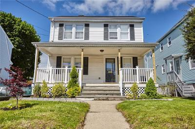 Stamford Single Family Home For Sale: 163 Southfield Avenue