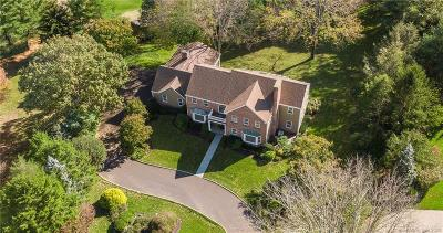 Darien Single Family Home For Sale: 364 Mansfield Avenue