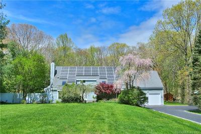 Fairfield Single Family Home For Sale: 1100 Catamount Road