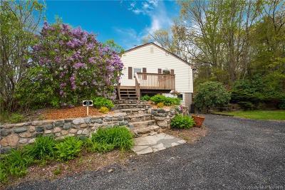 Stonington Single Family Home For Sale: 12 Albert Court