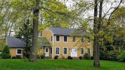 Stonington Single Family Home For Sale: 15 Canterbury Lane