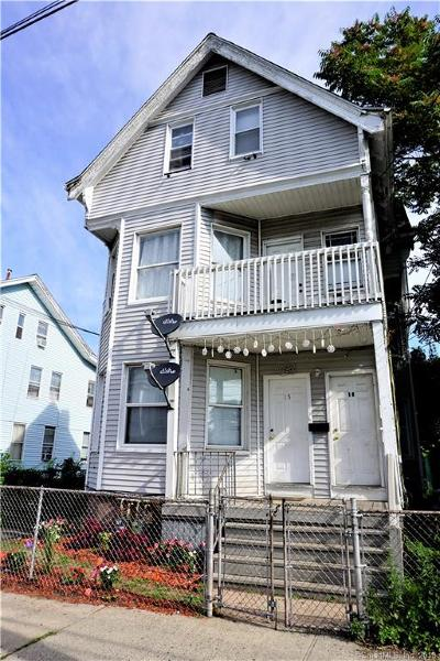 New Haven Multi Family Home For Sale: 15 Woolsey Street