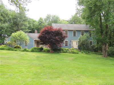 Monroe Single Family Home For Sale: 17 Historic Drive