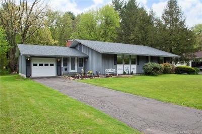 Bristol Single Family Home For Sale: 91 Vantana Drive