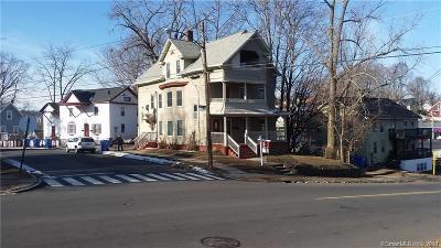Bristol Multi Family Home For Sale: 179 Maple Street