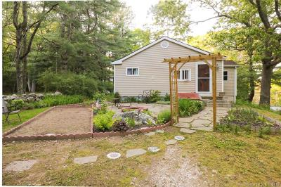 Ledyard Single Family Home For Sale: 4 Whalehead Road