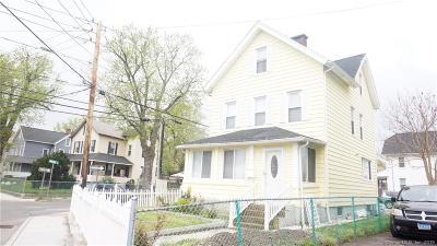 Norwalk Single Family Home For Sale: 6 Burritt Avenue