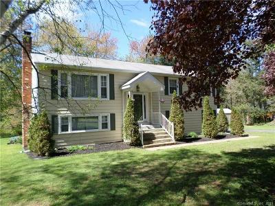 Vernon Single Family Home For Sale: 164 Montauk Drive