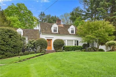Westport Single Family Home For Sale: 31 Morningside Drive South