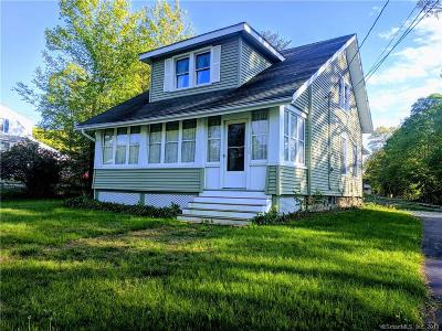Naugatuck Single Family Home For Sale: 119 May Street