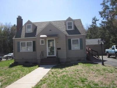 Manchester Single Family Home For Sale: 136 Falknor Drive
