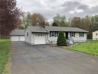 Southington Single Family Home For Sale: 729 Mount Vernon Road