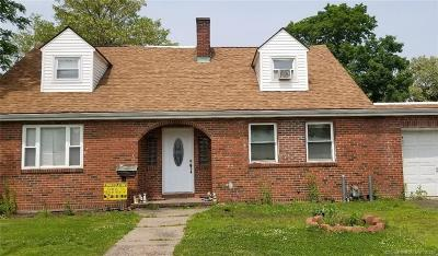 East Hartford Single Family Home For Sale: 1699 Main Street