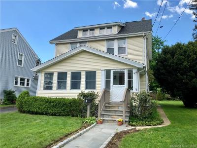 Stamford Single Family Home For Sale: 18 Powell Place