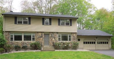 South Windsor Single Family Home For Sale: 16 Fairview Drive