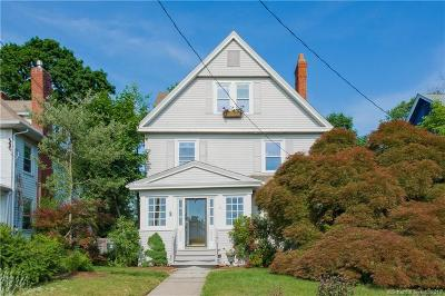 West Hartford Single Family Home For Sale: 72 Whiting Lane