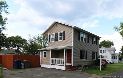 Plainville Single Family Home For Sale: 27 Meriline Avenue