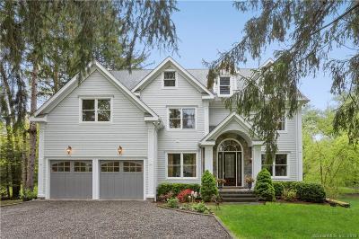 Norwalk Single Family Home For Sale: 74 Cranbury Road