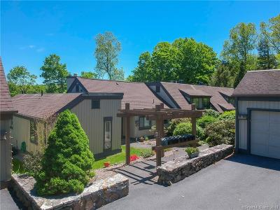 Southbury Condo/Townhouse For Sale: 316 Heritage Village #C
