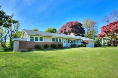 Trumbull Single Family Home For Sale: 100 Elliott Road