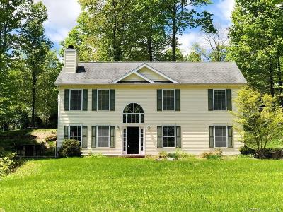 SHERMAN Single Family Home For Sale: 4 Laurel Hill Road South