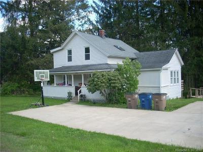 Vernon Multi Family Home For Sale: 1206 Hartford Turnpike