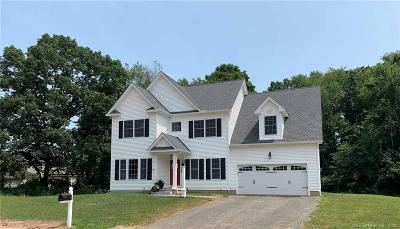 Middletown Single Family Home For Sale: 9 Jack English Lot 9 Drive