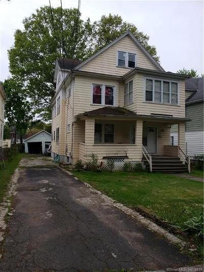 Hartford Multi Family Home For Sale: 53 Sharon Street