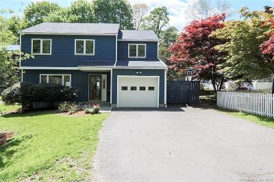 Norwalk CT Single Family Home For Sale: $518,000