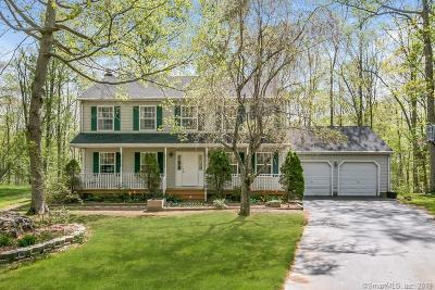 Madison Single Family Home For Sale: 52 Whitman Road