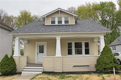 Meriden Single Family Home For Sale: 309 Elm Street