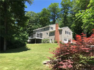Stamford Single Family Home For Sale: 91 Northwood Lane
