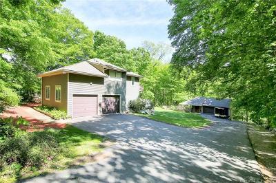 Beacon Falls Single Family Home For Sale: 160 Lasky Road