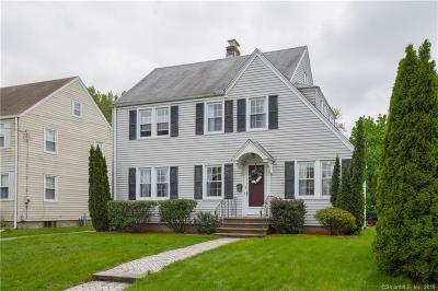 Newington Single Family Home For Sale: 35 Lawton Avenue