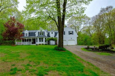 Watertown Single Family Home For Sale: 155 Chimney Road