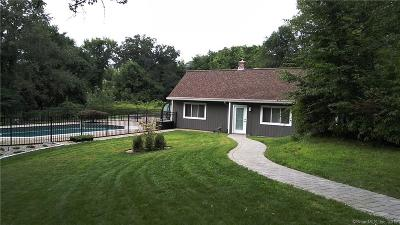 Tolland Single Family Home For Sale: 245 Slater Road