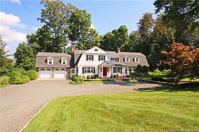 Ridgefield Single Family Home For Sale: 74 High Ridge Avenue