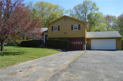 Coventry Single Family Home For Sale: 112 Mark Drive