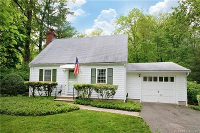 Wilton Single Family Home For Sale: 96 Pond Road