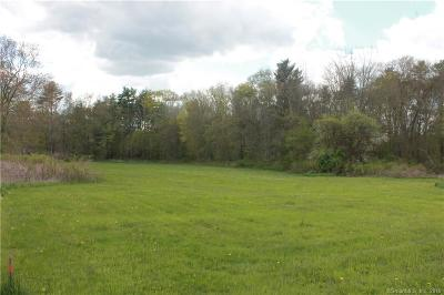 Windham County Residential Lots & Land For Sale: 1274 Hartford Pike