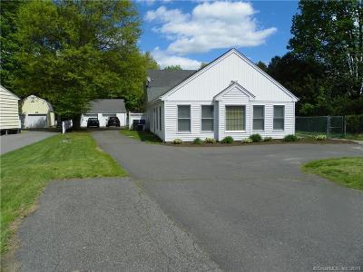Southington Single Family Home For Sale: 920 Marion Avenue