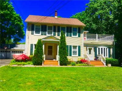 Stamford Single Family Home For Sale: 93 Cedar Heights Road