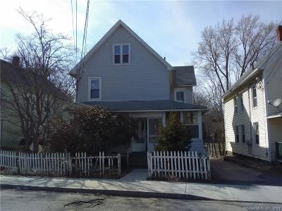 New London Multi Family Home For Sale: 272 Connecticut Avenue