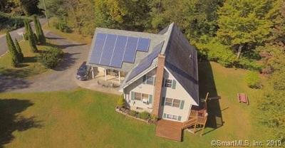 Plymouth Single Family Home For Sale: 525 Washington Road