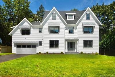 Westport CT Single Family Home For Sale: $1,724,900