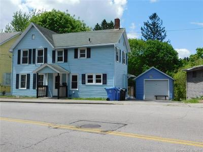 Norwich Single Family Home For Sale: 202 Boswell Avenue