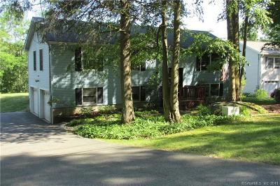 Torrington Single Family Home For Sale: 200 Dennison Drive