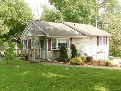 Wolcott CT Single Family Home For Sale: $197,900